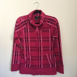 Bench zip up sweater